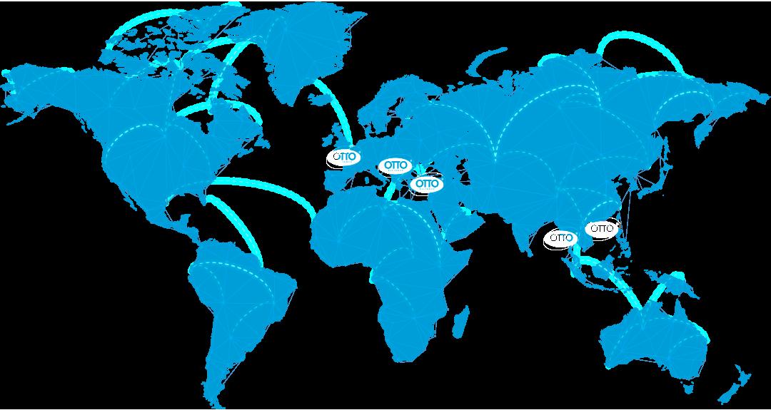 otto-worldwide-map-rev